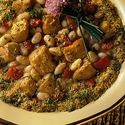 Speedy Pork Cassoulet